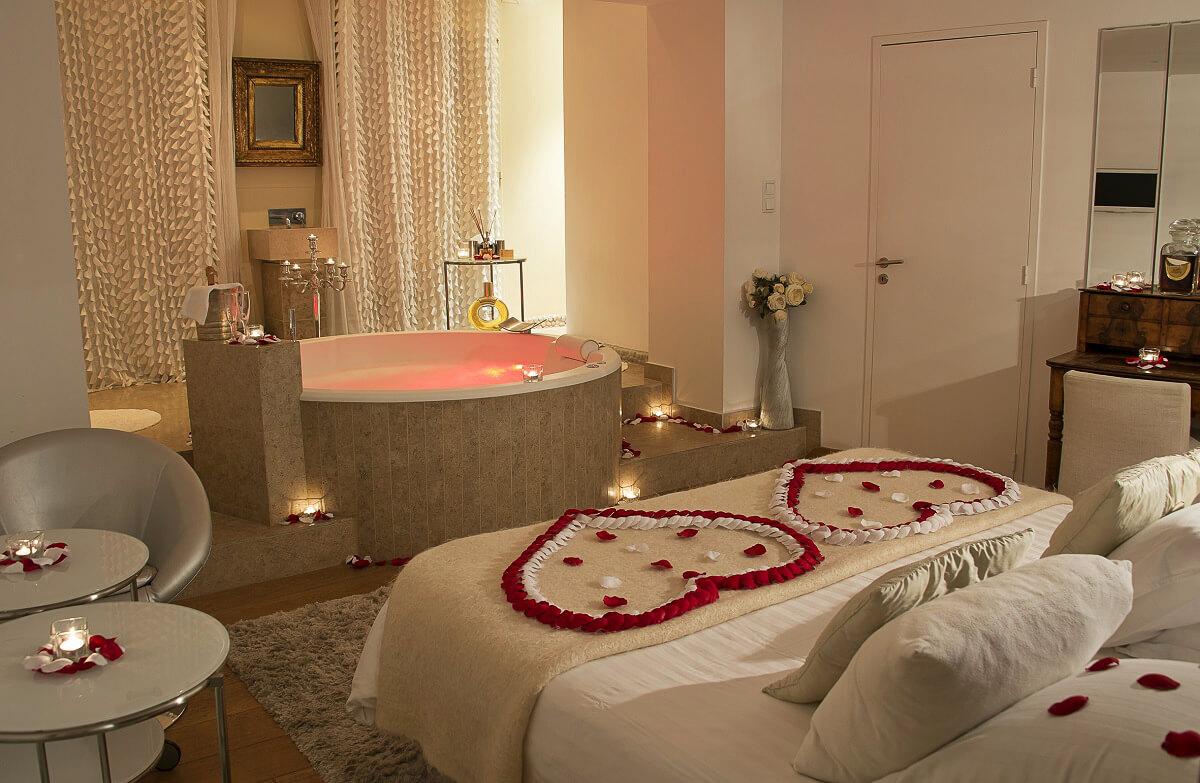 Les hôtels les plus prestigieux du monde pour un séjour romantique Image