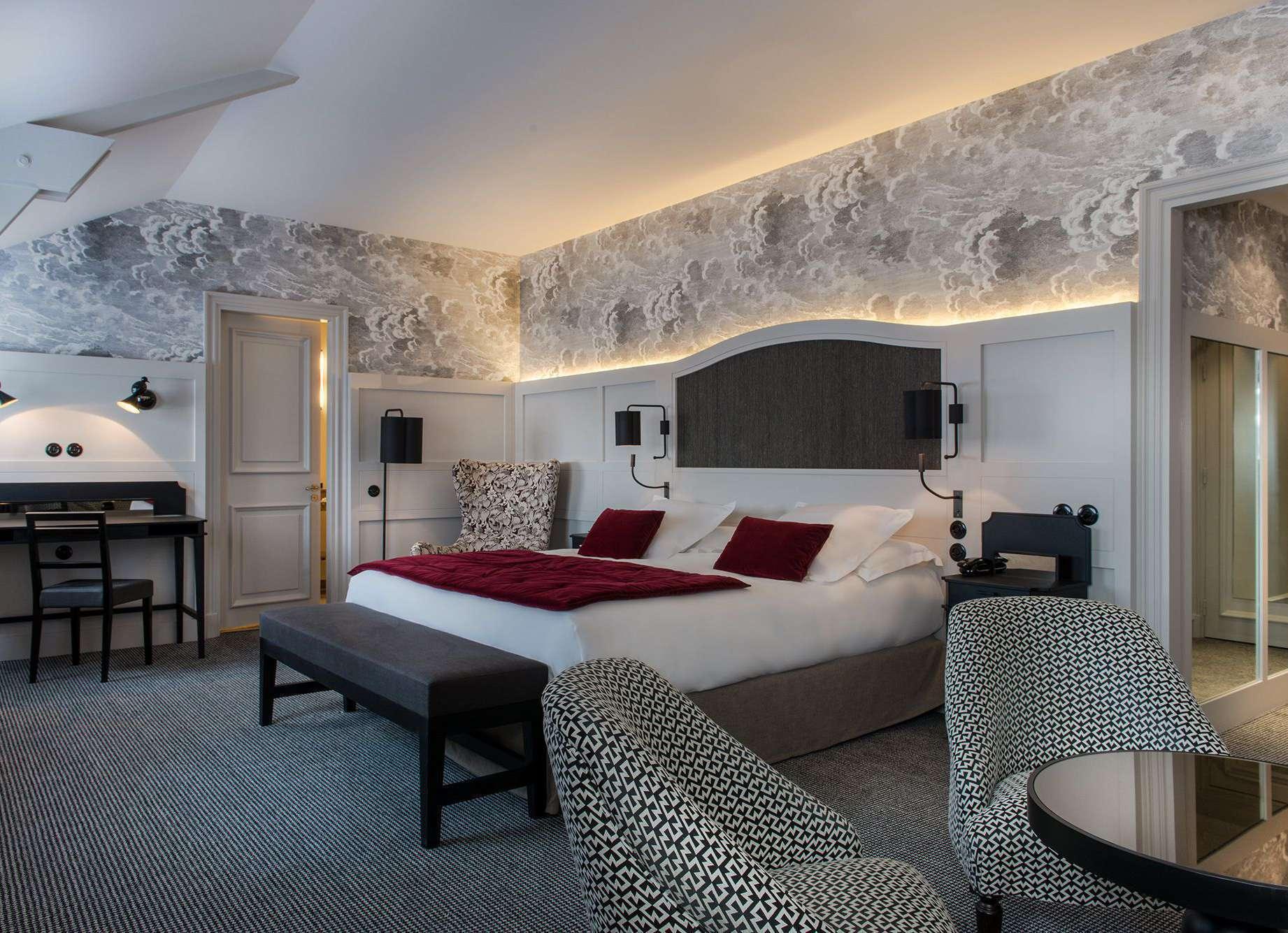 Les genres d'hôtels dans lesquels résider durant les vacances Image