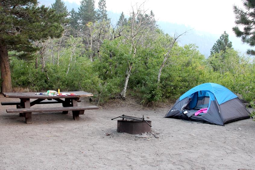 Le camping aux États-Unis Image