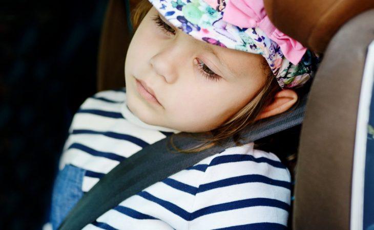 Les solutions contre le mal de transport chez les enfants Image