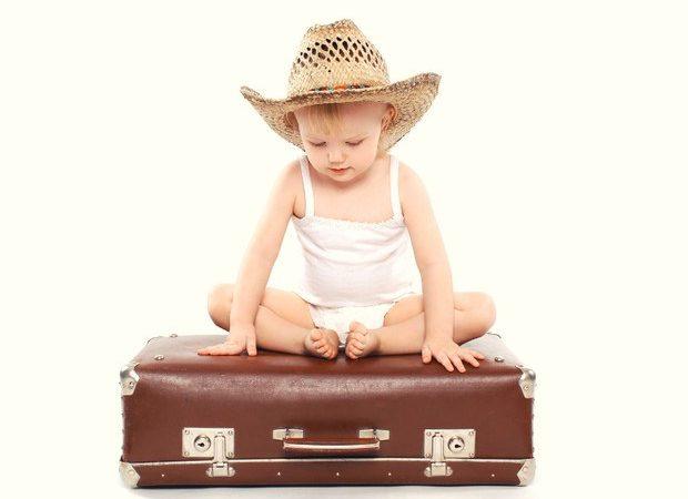 Préparer son voyage avec bébé sur la Côte Basque Image
